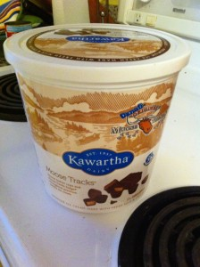 Kawartha Dairy ice cream