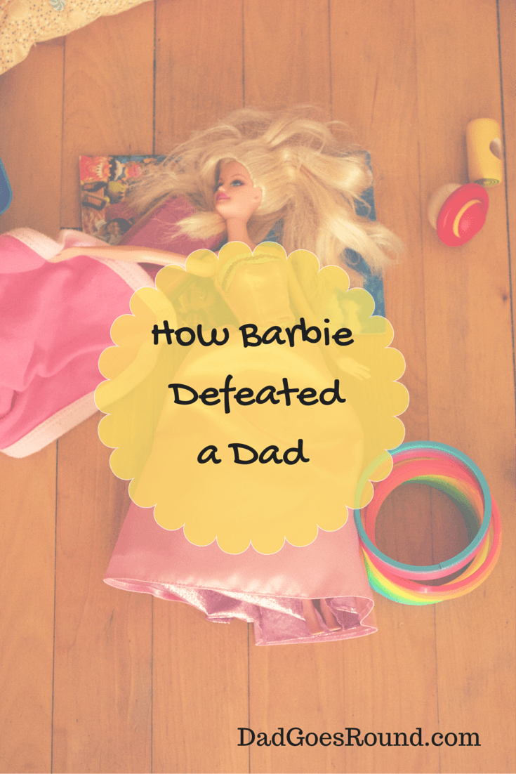 How Barbie Defeated a Dad | Dad Goes Round | Eating Disorders | Girls